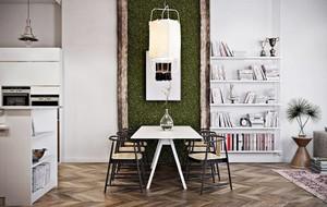 现代风格时尚精美餐厅设计装修效果图