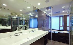 66平米现代风格精致单身公寓设计装修效果图