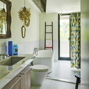 86平米后现代风格精致两室两厅装修效果图
