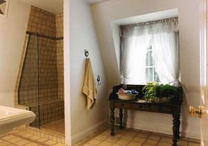 欧式风格精致卫生间设计装修实景图