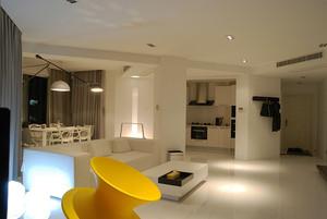 现代简约风格精美大户型室内装修效果图赏析