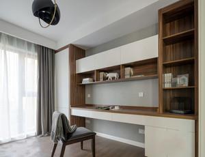 现代风格精致书房设计装修效果图鉴赏