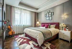 新古典主义风格精美卧室装修效果图赏析
