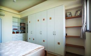 68平米北欧风格简约一居室装修效果图赏析