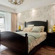美式风格经典卧室装修效果图赏析