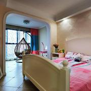 欧式风格精美儿童房设计装修效果图赏析