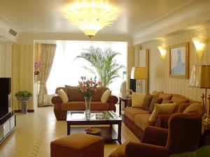 186平米欧式风格复式楼室内装修效果图