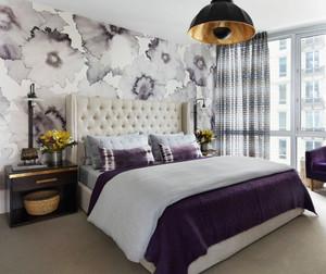 欧式风格精美时尚卧室装修效果图鉴赏