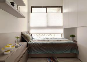 74平米现代简约风格两室两厅装修效果图