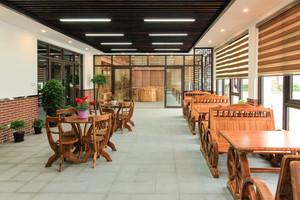 中式风格精美茶楼设计装修效果图
