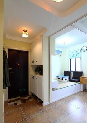 81平米简欧风格精美两室两厅室内装修图