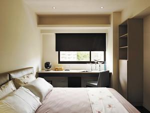 86平米现代风格精致两室两厅室内装修效果图
