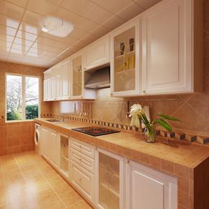 120平米欧式风格精致室内设计装修效果图
