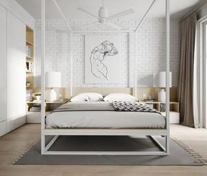 现代风格精致卧室设计装修效果图大全