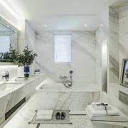 现代风格精致时尚卫生间设计装修效果图