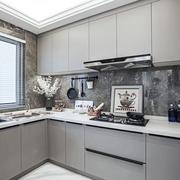 现代风格精致厨房设计装修效果图鉴赏