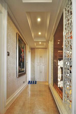欧式风格奢华精美大户型室内装修效果图