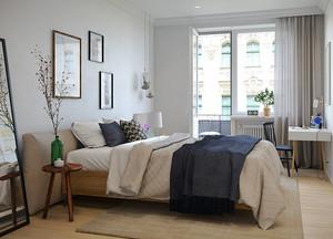北欧风格简约风格一居室室内装修效果图