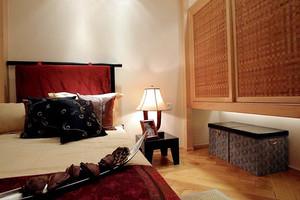 东南亚风格精致两室两厅室内装修效果图