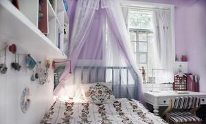 简欧风格精美浪漫儿童房设计装修效果图