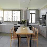 简约风格小户型室内餐厅设计装修效果图