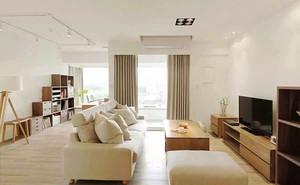 宜家风格简约一居室小户型室内装修效果图