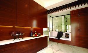 中式风格古典雅致别墅室内装修效果图