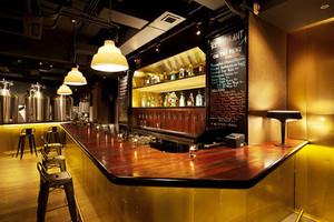美式风格复古精致酒吧设计装修效果图赏析