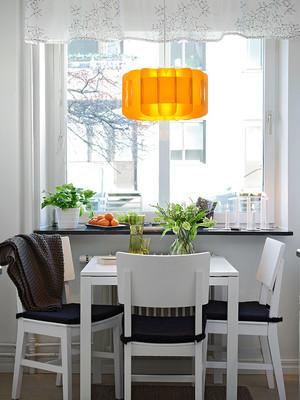 北欧风格简约一居室小户型装修效果图