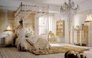 法式风格精美卧室设计装修效果图赏析