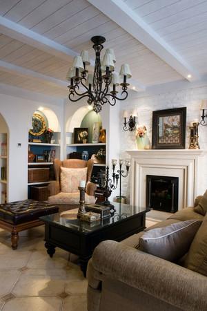 新古典主义风格大户型室内设计装修效果图