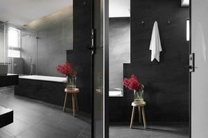 90平米新中式风格室内设计装修效果图案例