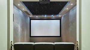 300平米美式风格别墅室内设计装修效果图