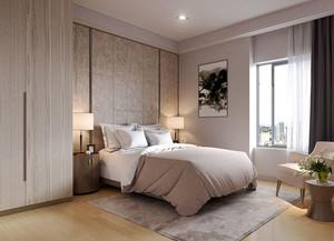 简欧风格精美优雅卧室设计装修效果图鉴赏