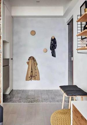 62平米宜家风格简约一居室室内装修效果图