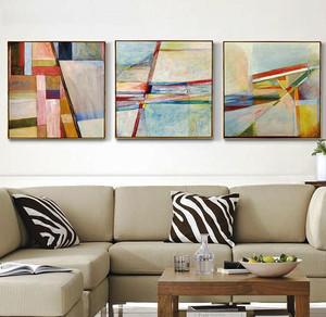 现代风格精美客厅背景墙设计装修效果图大全