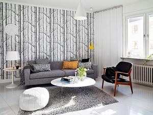79平米北欧风格简约两室两厅室内装修效果图