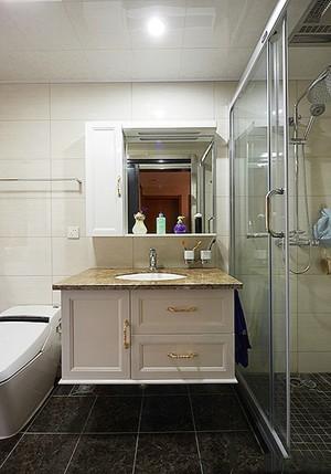 简欧风格精致两室两厅两卫装修效果图鉴赏