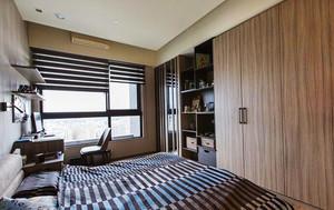 现代风格精致三室两厅室内设计装修效果图