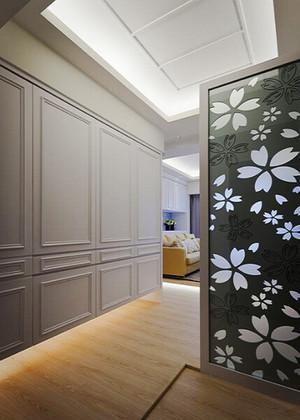 简欧风格精美两室两厅室内装修效果图