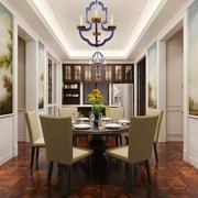 欧式风格精美餐厅设计装修效果图鉴赏