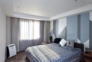 清新风格时尚卧室设计装修效果图