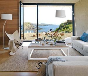 197平米北欧风格简约别墅室内设计装修效果图