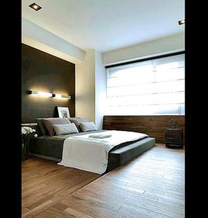 80平米现代简约风格精美室内装修效果图