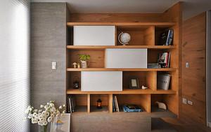 宜家风格简约自然两室两厅装修效果图