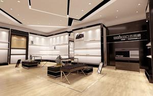 现代风格精致鞋店设计装修效果图鉴赏