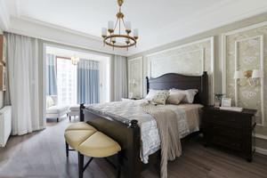 欧式风格经典温馨卧室设计装修效果图