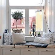 欧式风格精美飘窗设计装修效果图
