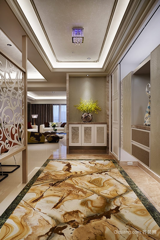 新古典主义风格精美大户型室内设计效果图