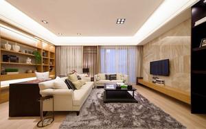 80平米宜家风格简约室内设计装修效果图